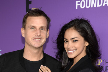 Rob Dyrdek Bryiana Noelle Flores P.S. ARTS Presents Express Yourself 2015 - Red Carpet