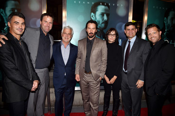 Rob Friedman 'John Wick' Premieres in LA — Part 2