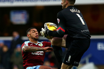 Rob Green Queens Park Rangers v Burnley - Sky Bet Championship