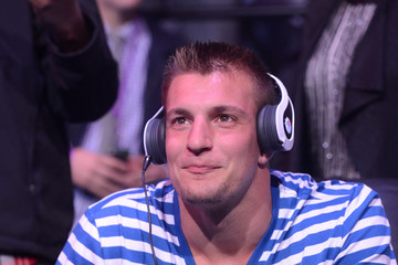 Rob Gronkowski Bud Light Hotel Brings Good Times To NOLA For Super Bowl XLVII - EA Sports Madden Bowl XIX Party