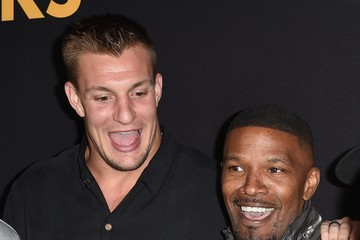 Rob Gronkowski Premiere of Freestyle Releasing's 'Meet The Blacks' - Arrivals