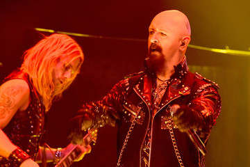 Rob Halford Judas Priest and Steel Panther Performance