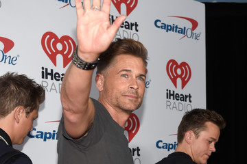 Rob Lowe 2017 iHeartRadio Music Festival - Night 1 - Red Carpet