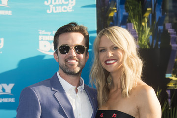Rob McElhenney The World Premiere Of Disney-Pixar's 'Finding Dory' - Red Carpet