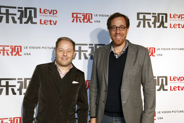 Rob Minkoff Le Vision Pictures Celebrates the Launch of Le Vision Pictures USA