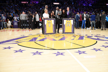 Rob Pelinka Golden State Warriors v Los Angeles Lakers