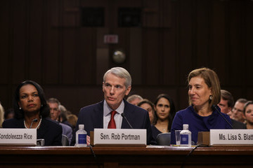 Rob Portman Senate Holds Confirmation Hearing For Brett Kavanugh To Be Supreme Court Justice