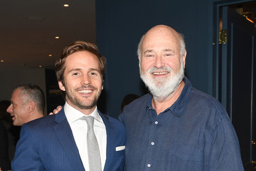 Rob Reiner The Hollywood Reporter Celebrates 'LBJ' at Lena at Saks Fifth Avenue at the Toronto International Film Festival