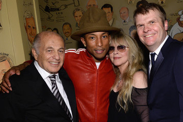 Rob Stringer Stars at Sony's Post-Grammy Reception