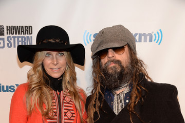 Rob Zombie Howard Stern Celebrates His Birthday in NYC — Part 2