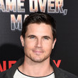 Robbie Amell Premiere Of Netflix's 'Game Over, Man!' - Arrivals