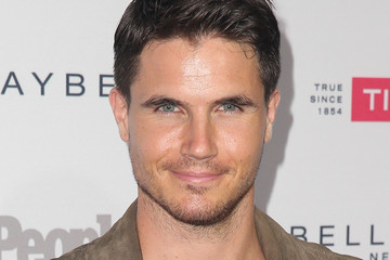 Robbie Amell People's 'Ones to Watch' Event - Arrivals
