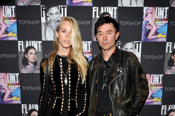 Robbie Furze Flaunt Magazine and Topshop Celebrate the Launch of the CALIFUK Issue at Le Jardin, Hollywood