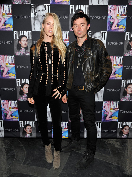 Flaunt Magazine and Topshop Celebrate the Launch of the CALIFUK Issue at Le Jardin, Hollywood