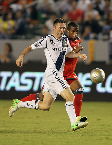 Toronto FC v Los Angeles Galaxy