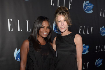 Robbie Myers ELLE Hosts Women In Comedy Event With July Cover Stars Leslie Jones, Melissa McCarthy, Kate McKinnon And Kristen Wiig - Red Carpet