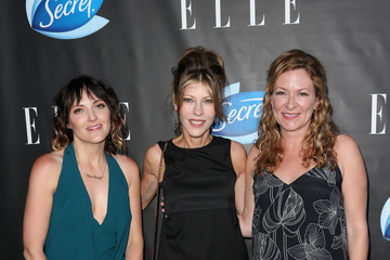 Robbie Myers ELLE Hosts Women in Comedy Event With July Cover Stars Leslie Jones, Melissa McCarthy, Kate McKinnon and Kristen Wiig - Arrivals