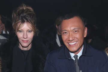 Robbie Myers Narciso Rodriguez - Front Row - Mercedes-Benz Fashion Week Fall 2014