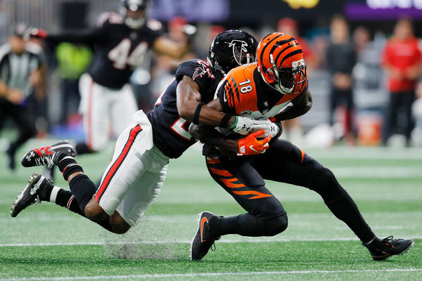 Cincinnati Bengals vs. Atlanta Falcons