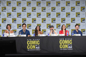 Robert Carlyle Colin O'Donoghue Comic-Con International 2017 - ABC's 'Once Upon A Time' Panel