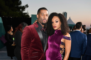 Robert Christopher Riley BET Presents: 2017 Soul Train Awards - Red Carpet & Arrivals