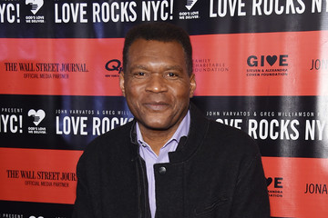 Robert Cray The SecondAnnual LOVEROCKS NYC! A Benefit Concert for God's Love We Deliver - Red Carpet