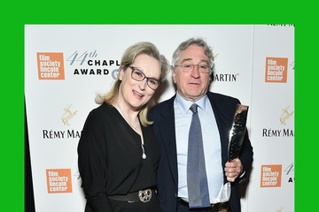 Robert De Niro 44th Chaplin Award Gala - Backstage