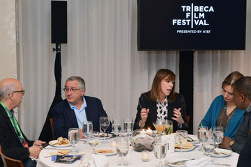 Robert De Niro Opening Press Lunch at the Tribeca Film Festival