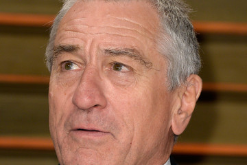 Robert De Niro Stars at the Vanity Fair Oscar Party