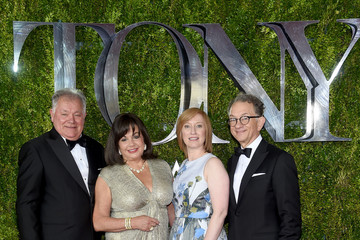 Robert E. Wankel 2015 Tony Awards - Arrivals