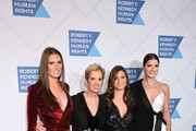 Mariah Kennedy Cuomo, Kerry Kennedy, Cara Cuomo and Michaela Cuomo attend the Robert F. Kennedy Human Rights Hosts 2019 Ripple Of Hope Gala & Auction In NYC on December 12, 2019 in New York City.