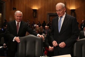 Robert Gates Senate Committee Holds Confirmation Hearing for Gen. John Kelly to Become Chief of Homeland Security Dept.