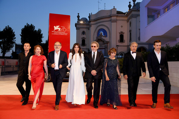 Lexus At The 76th Venice Film Festival - Day 9