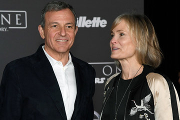 Robert Iger Premiere of Walt Disney Pictures and Lucasfilm's 'Rogue One: A Star Wars Story' - Arrivals