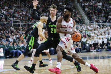 Robert Johnson Indiana v Michigan State