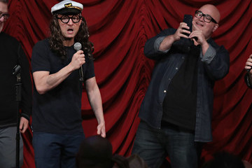 Robert Kelly SiriusXM Host Ron Bennington Is Joined By Fellow Comedians During His Annual Thanksgiving Special at New York's Hard Rock Cafe
