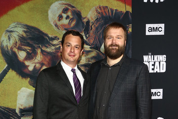 Robert Kirkman 'The Walking Dead' Premiere And Party