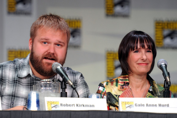 Robert Kirkman The walking dead