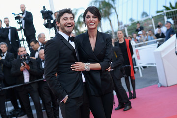 Robert Konjic 'Ash Is The Purest White (Jiang Hu Er Nv)' Red Carpet Arrivals - The 71st Annual Cannes Film Festival