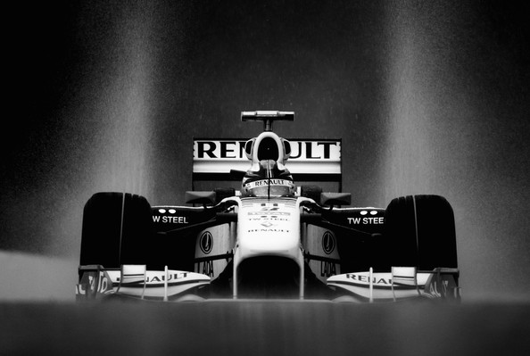 Formula 1 Black And White Photos