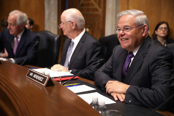 Robert Menendez Senate Foreign Relations Committee Holds Hearing on the Crisis in Libya