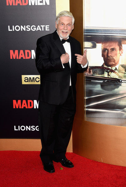 AMC Celebrates 'Mad Men' With The Black & Red Ball - Arrivals []