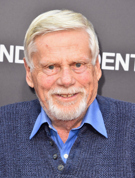 'Mad Men' Live Read & Series Finale - Arrivals [mad men,chin,forehead,facial hair,wrinkle,white-collar worker,moustache,official,arrivals,film independent,robert morse,ace hotel downtown la,california,los angeles,amc,lionsgate,series finale]
