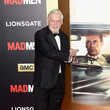 Robert Morse AMC Celebrates 'Mad Men' With The Black & Red Ball - Arrivals