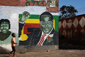 Robert Mugabe Daily Life In Zimbabwe Ahead Of The Election