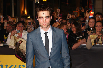 Robert Pattinson Water For Elephants Sydney Premiere