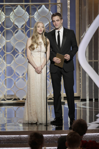 Robert Pattinson - 70th Annual Golden Globe Awards - Show