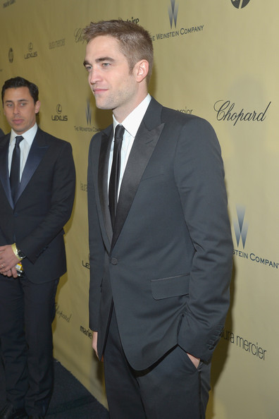 Robert Pattinson - Chopard At The Weinstein Company's 2013 Golden Globe Awards After Party