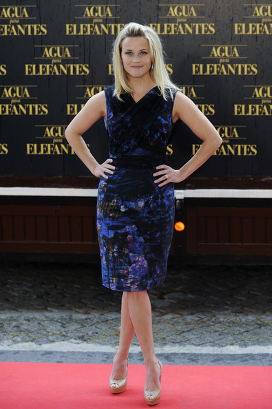 Reese Witherspoon attends the 'Water for Elephants' photocall on May 2, 2011 in Barcelona, Spain.