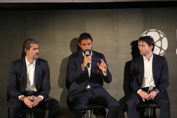 Robert Pires International Champions Cup Launch Press Conference